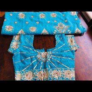 Other - Handmade georgette soft  saree